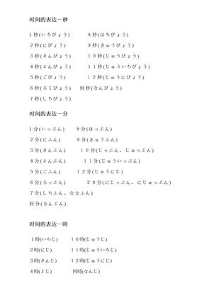 日语时间的表达.doc