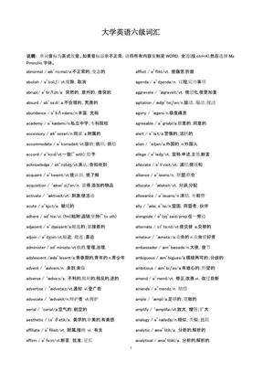 英语六级单词_带音标 2.pdf
