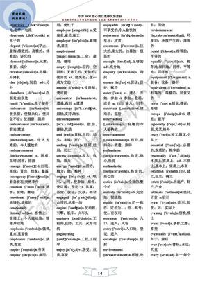 牛津3000核心词汇表注释加音标(二).pdf
