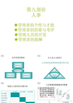 管理学6(人事).ppt