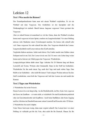 当代大学德语第一册课文.doc