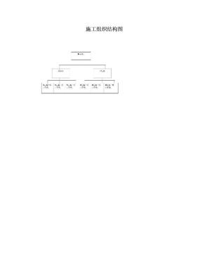 施工组织结构图.doc