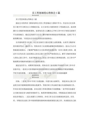 员工奖惩制度心得体会3篇.doc