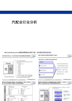 汽车零部件行业研究.ppt