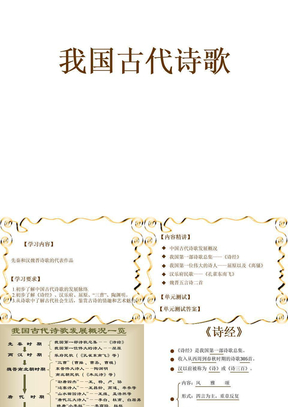 中考古诗词复习课件.ppt