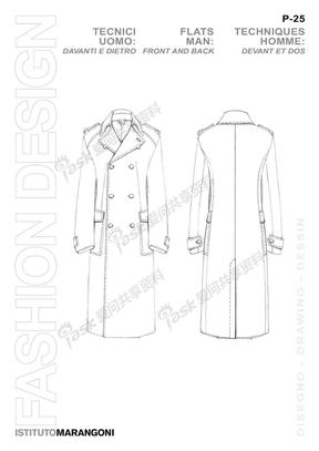 意大利著名服装学院服装画技法教材_第二部分.pdf