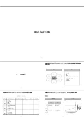 罗兰贝格行业和战略分析框架.ppt