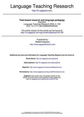 推荐task-based research and language pedagogy-rod ellis2003.pdf