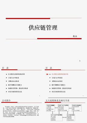 华为-供应链管理.ppt