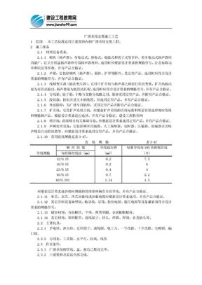 广播系统安装施工工艺.doc