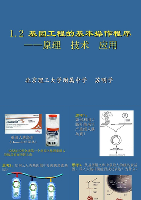 3-2基因工程的基本操作程序.ppt