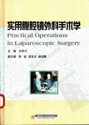外科手术学_实用腹腔镜外科手术学下载_在线阅读 - 爱问共享资料