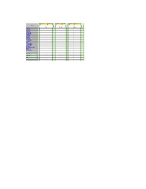 小企业记账用EXCEL编制记账凭证录入数据自动生成会计报表.doc