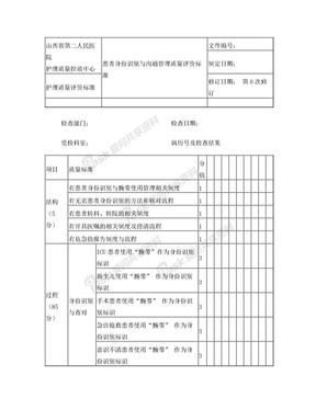 护理质量管理评价标准.doc