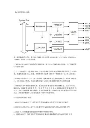 lcd原理和驱动.doc