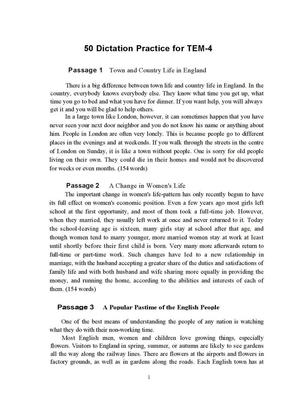 50 (Passage Dictation).doc