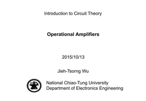05 operational amplifiers.pdf