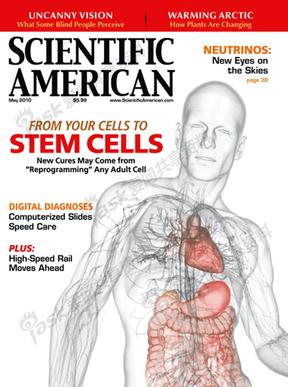 科学美国人Scientific American(2010-05).pdf