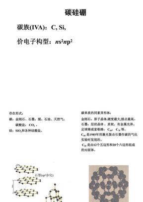 handout4碳硅硼.ppt