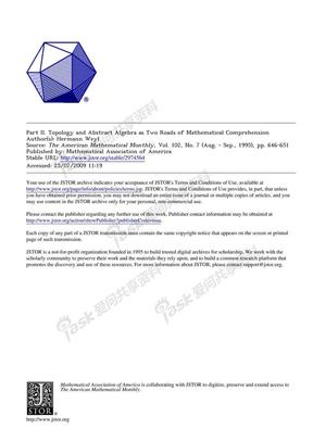 拓扑与抽象代数——两条数学理解之路2+外尔.pdf