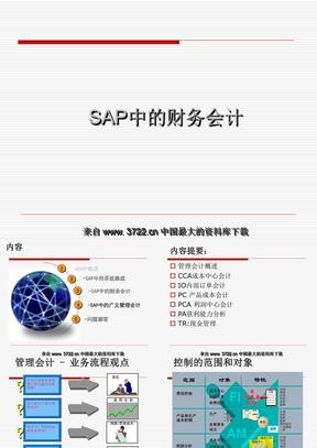 SAP中的财务会计.ppt