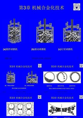 第三章_机械合金化技术.ppt