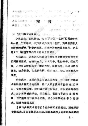 嵩山少林武术基本功(刘振海).pdf