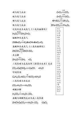 科学化学式八年级下册.doc