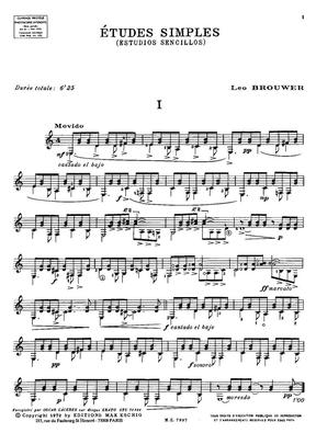 布劳威尔20首吉他练习曲.pdf
