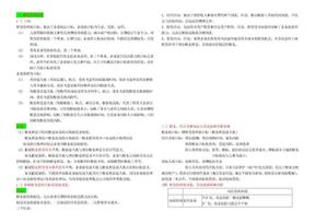 财务成本管理2011笔记.doc