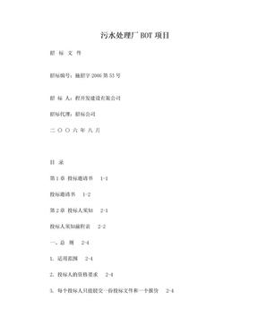 BOT项目招标文件.doc