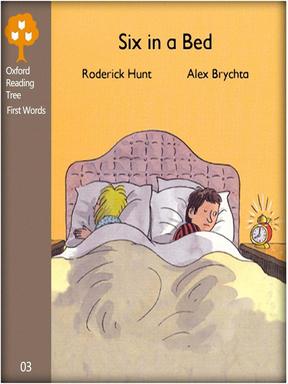 牛津阅读书(高清版)_Oxford Reading Tree_01-03six_in_a_bed.pdf