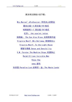 2012---英文原版小说.doc