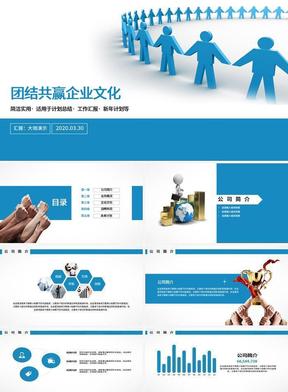 企业介绍团队文化公司推介PPT1063.pptx