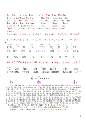 怎样记日语字母?.doc