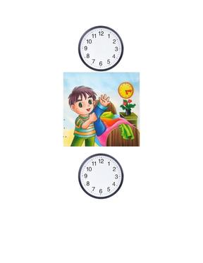儿童时间管理表.doc