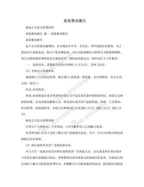 质量整改报告.doc