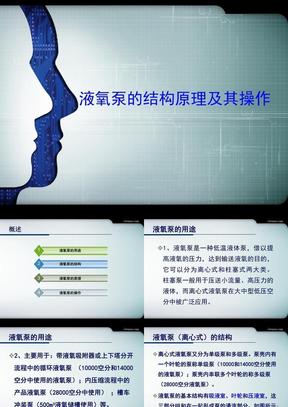 液氧泵的结构原理.ppt