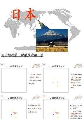 七年级地理日本.ppt