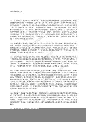 中国各地骗术大观.doc