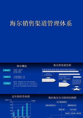 abb_海尔销售渠道管理体系.ppT