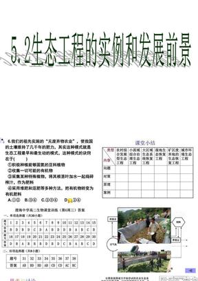 5.2生态工程的实例和发展前景.ppt