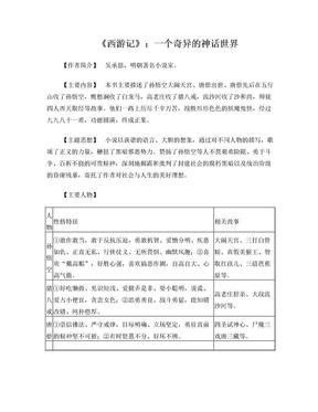 朝花夕拾与西游记导读.doc