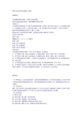 股票全部技术指标精解(精品).doc