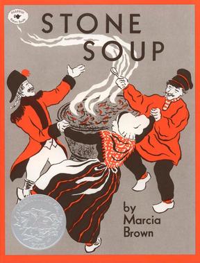 (石头汤英文原版)Stone+Soup.pdf