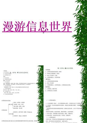 初中信息技术知识点(PPT).ppt