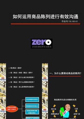 202如何运用商品陈列进行有效沟通(培训篇).ppt