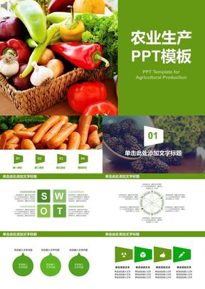 农业生产PPT模板.pptx