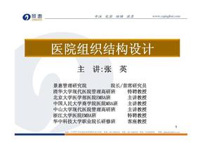 医院组织结构设计.pdf