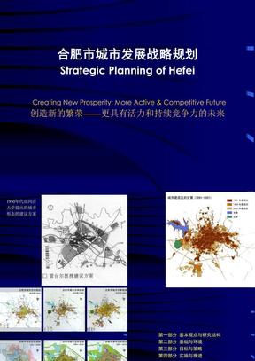 合肥市城市发展战略规划.ppt